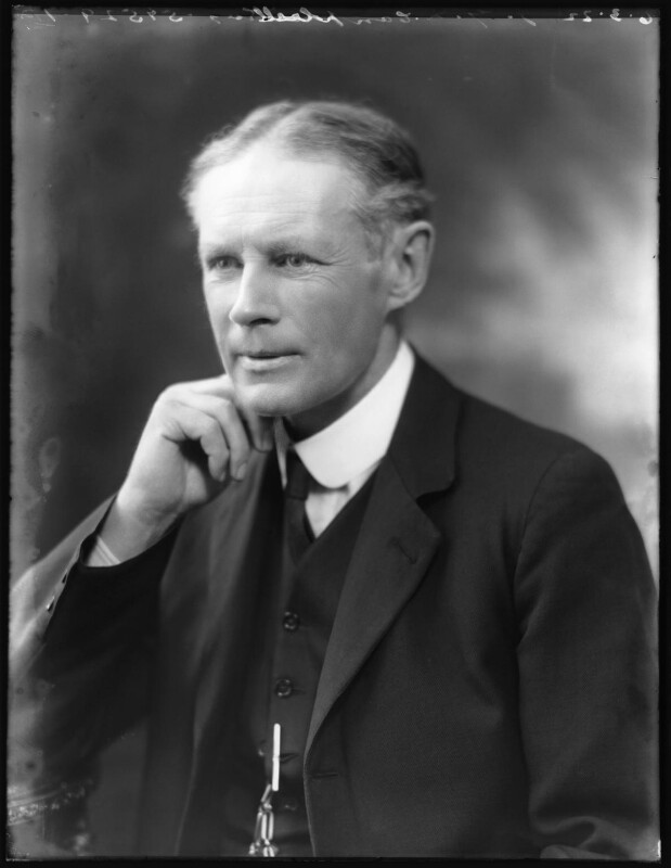 John Gordon Drummond Campbell, by Bassano Ltd, 6 March 1922 - NPG x121381 - © National Portrait Gallery, London