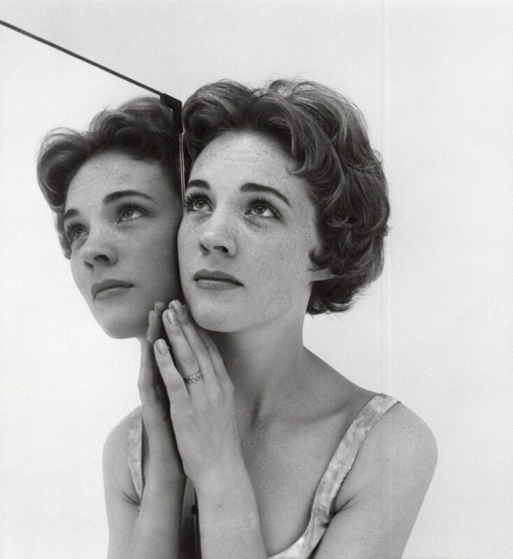 Julie Andrews, by Cecil Beaton, 1959 - NPG x14006 - © Cecil Beaton Studio Archive, Sotheby's London