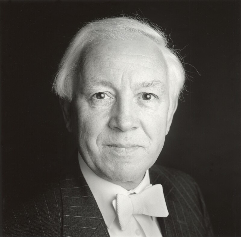 Sir Peter Machin North, by Norman McBeath, October 1994 - NPG x87852 - © Norman McBeath / National Portrait Gallery, London