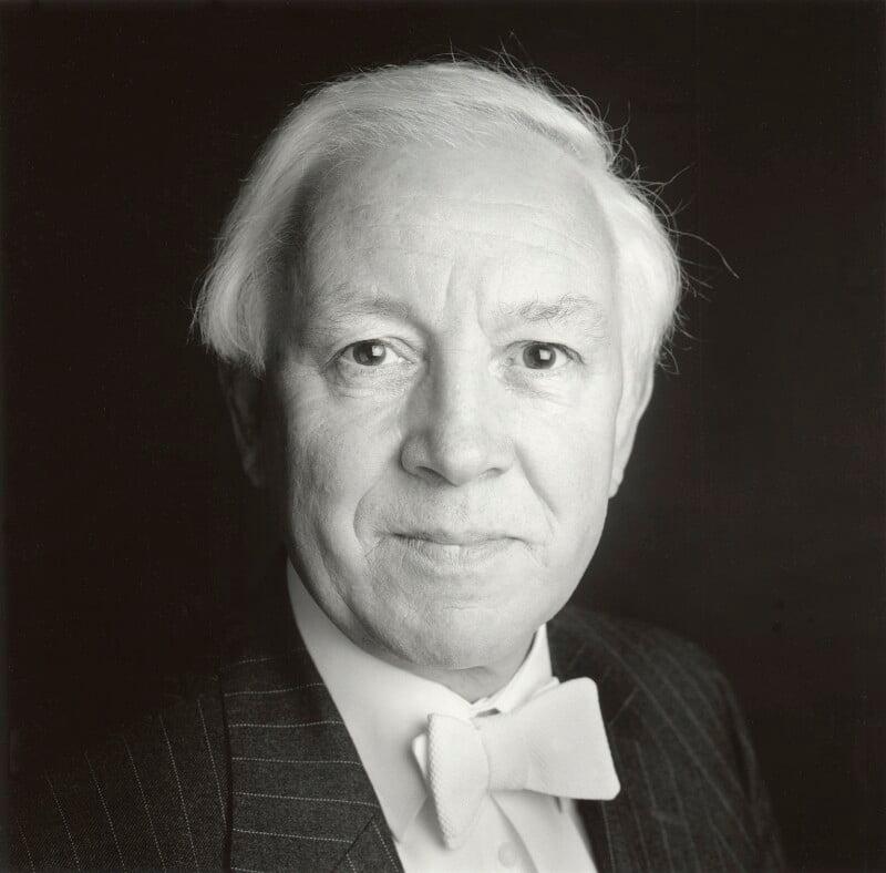 Sir Peter Machin North, by Norman McBeath, October 1994 - NPG x87852 - © Norman McBeath / National Portrait Gallery, London