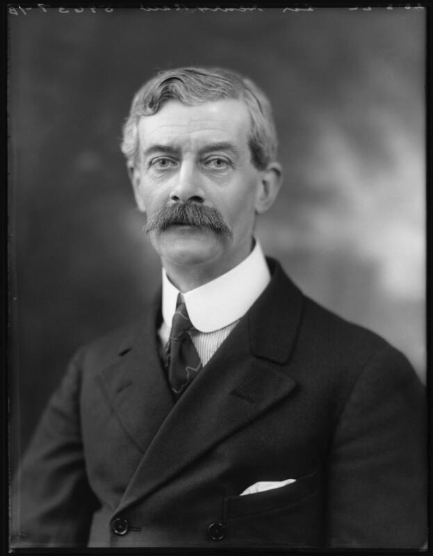 Sir (R.) Henry Rew, by Bassano Ltd, 28 March 1922 - NPG x121429 - © National Portrait Gallery, London