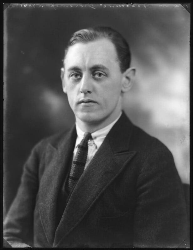 Beresford Cecil Bingham Annesley, 8th Earl Annesley, by Bassano Ltd, 18 May 1922 - NPG x121569 - © National Portrait Gallery, London