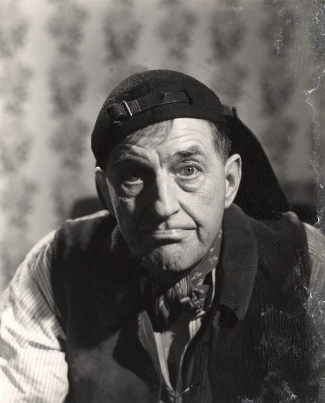 stanley holloway with a little bit of luck