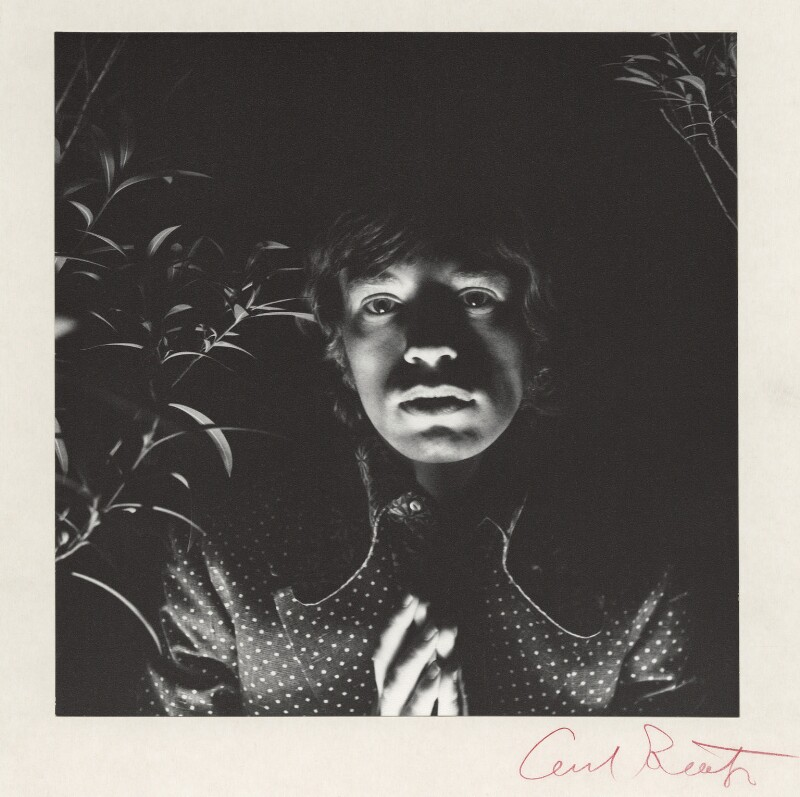Mick Jagger, by Cecil Beaton, 1967 - NPG x14117 - © Cecil Beaton Studio Archive, Sotheby's London