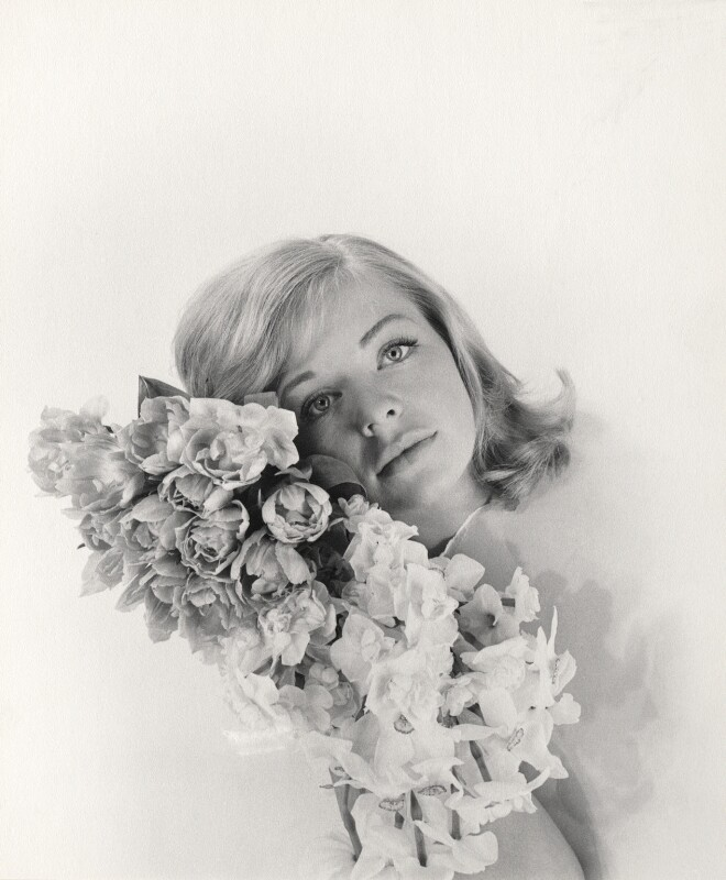 Susannah York, by Cecil Beaton, March 1960 - NPG x14249 - © Cecil Beaton Studio Archive, Sotheby's London