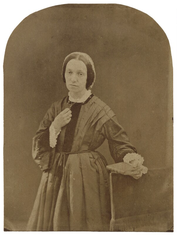Julia Margaret Cameron, possibly by Charles Somers Cocks, 3rd Earl Somers, 1858-1859 - NPG x18000 - © National Portrait Gallery, London
