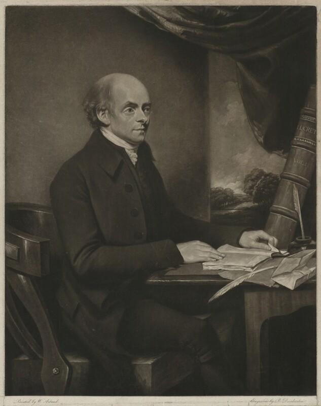 Gilbert Wakefield, by Robert Dunkarton, after  William Artaud, published 1802 - NPG D13708 - © National Portrait Gallery, London