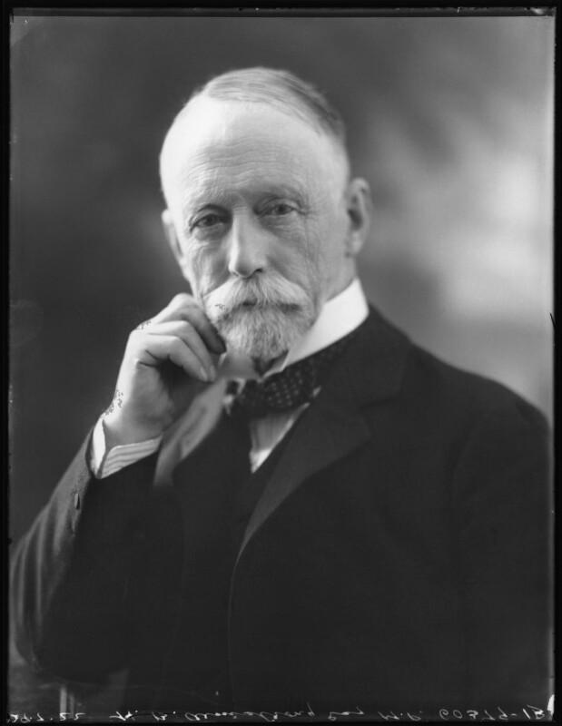 Henry Bruce Armstrong, by Bassano Ltd, 29 July 1922 - NPG x121833 - © National Portrait Gallery, London