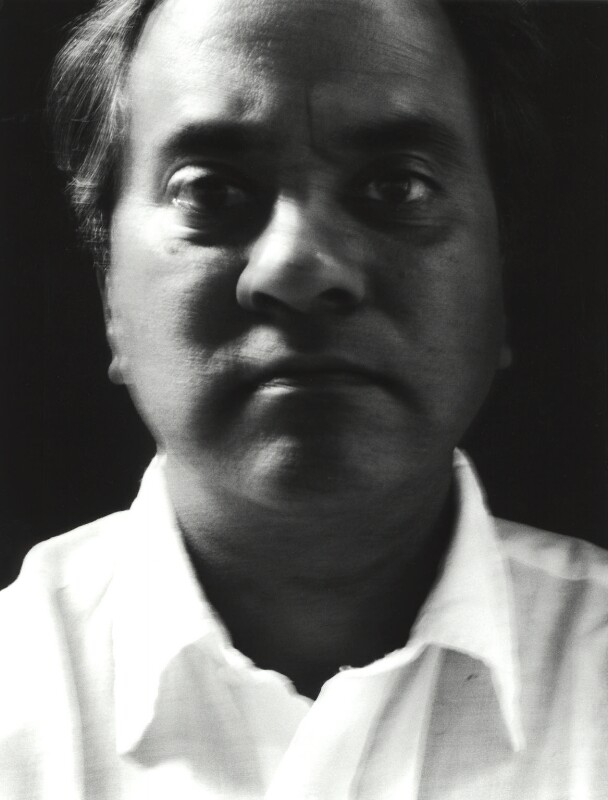 Sir Anish Kapoor, by Johnnie Shand Kydd, 2002 - NPG x125686 - © Johnnie Shand Kydd