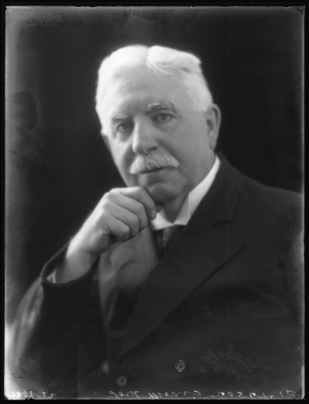 Edward Patrick Morris, 1st Baron Morris, by Bassano Ltd, 13 September 1922 - NPG x121888 - © National Portrait Gallery, London