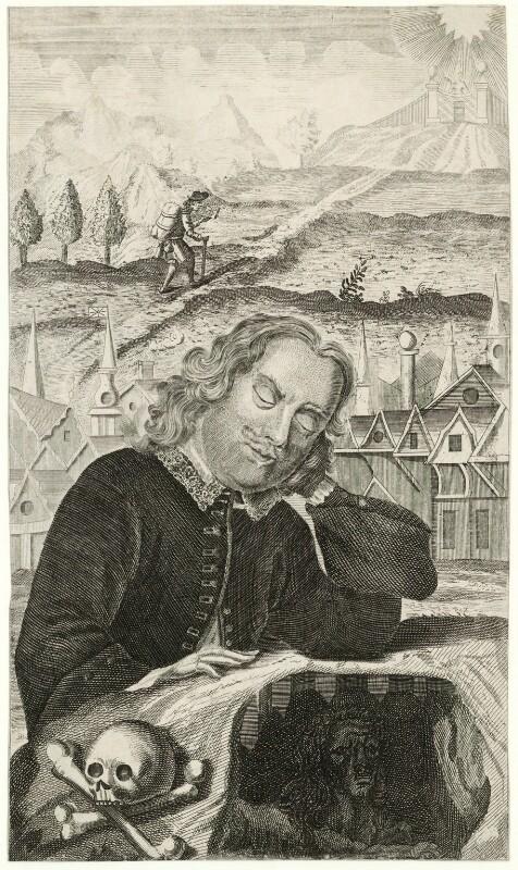 John Bunyan, after Robert White, (1679) - NPG D13714 - © National Portrait Gallery, London
