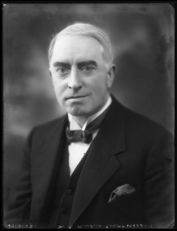 Henry George Purchase, by Bassano Ltd, 29 September 1922 - NPG x121911 - © National Portrait Gallery, London