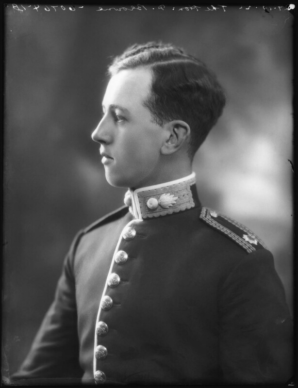 Dominick Geoffrey Edward Browne, 4th Baron Oranmore and Browne, by Bassano Ltd, 27 October 1922 - NPG x75246 - © National Portrait Gallery, London