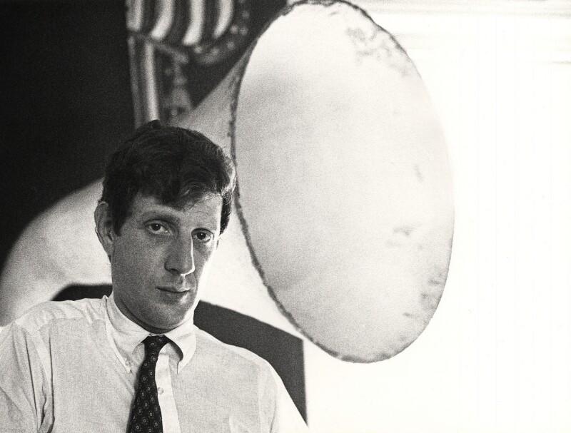 Jonathan Miller, by Godfrey Argent, 1 July 1969 - NPG x165642 - © National Portrait Gallery, London