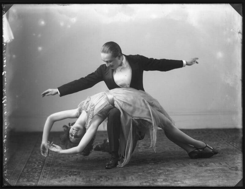 P. Vere Campbell; Roy August, by Bassano Ltd, 13 November 1922 - NPG x122041 - © National Portrait Gallery, London