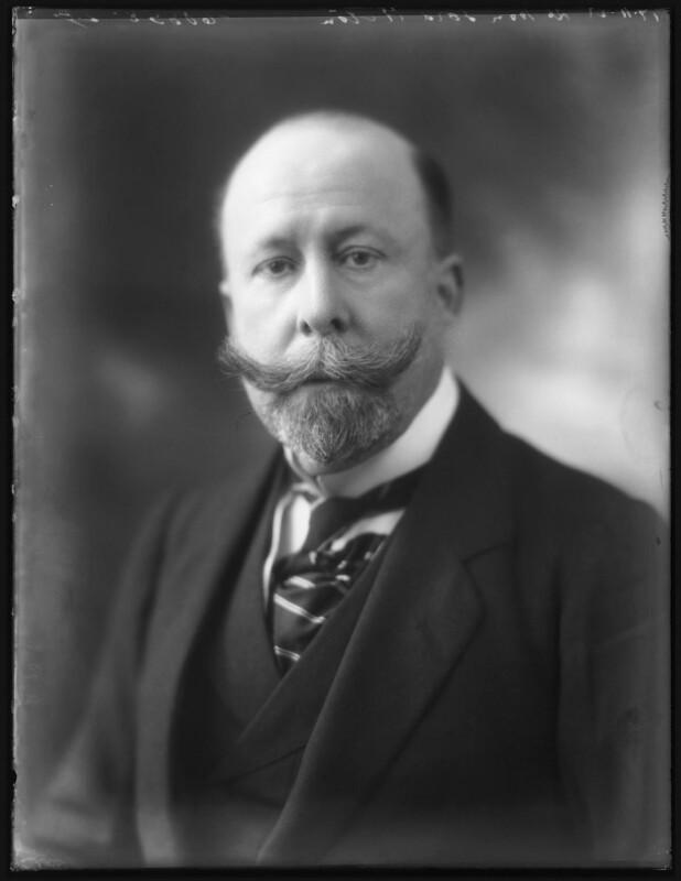 Richard Maximilian Dalberg-Acton, 2nd Baron Acton, by Bassano Ltd, 17 November 1922 - NPG x122043 - © National Portrait Gallery, London