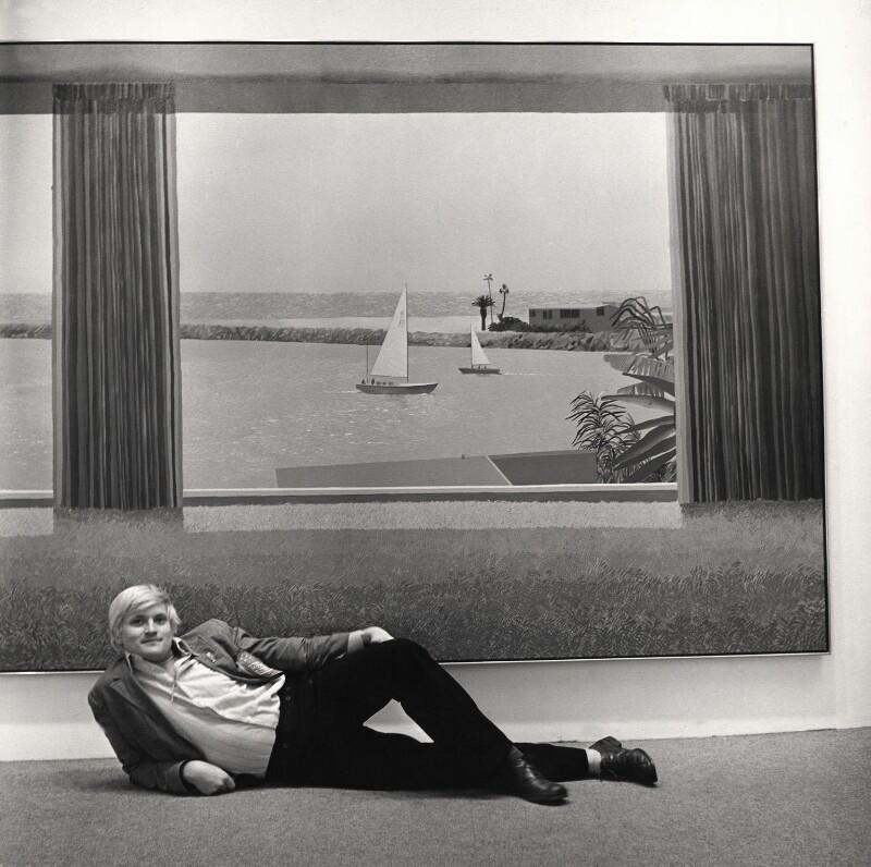 David Hockney, by Cecil Beaton, 1969 - NPG x40200 - © Cecil Beaton Studio Archive, Sotheby's London