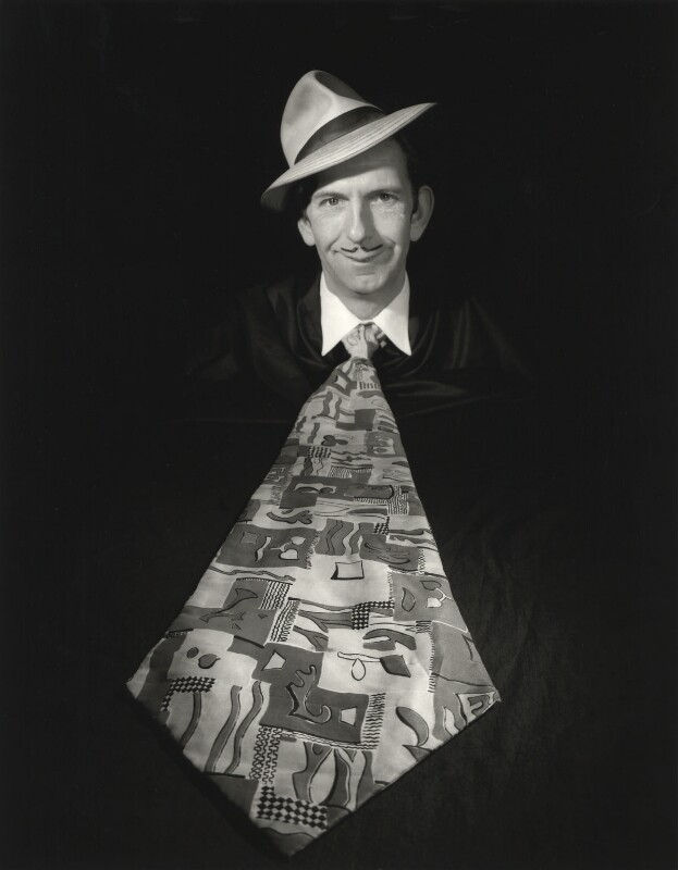 Arthur English, by Count Zichy (Count Theodor Zichy), for  Baron Studios, 1954 - NPG x125745 - © National Portrait Gallery, London