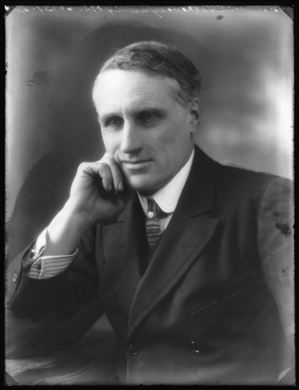 Sir Charles Philips Trevelyan, 3rd Bt, by Bassano Ltd, 2 December 1922 - NPG x122106 - © National Portrait Gallery, London