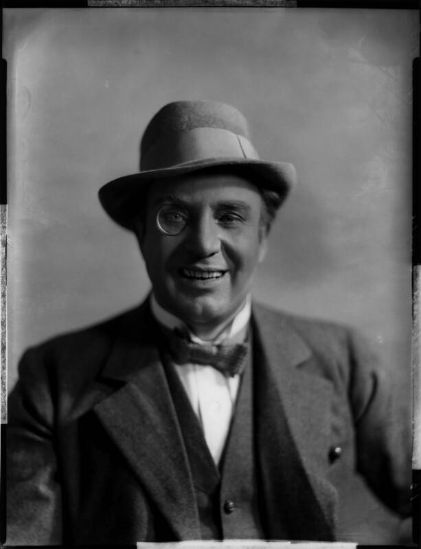 Richard Tauber (Denemy), by Bassano Ltd, 15 May 1935 - NPG x81244 - © National Portrait Gallery, London