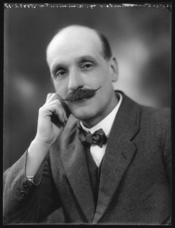 Charles George Ammon, 1st Baron Ammon, by Bassano Ltd, 27 February 1922 - NPG x78553 - © National Portrait Gallery, London