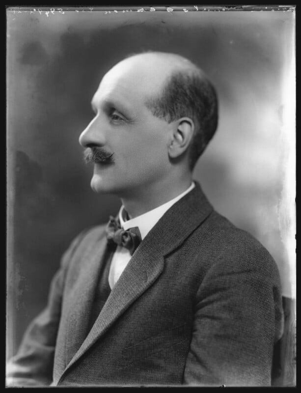 Charles George Ammon, 1st Baron Ammon, by Bassano Ltd, 27 February 1922 - NPG x78554 - © National Portrait Gallery, London