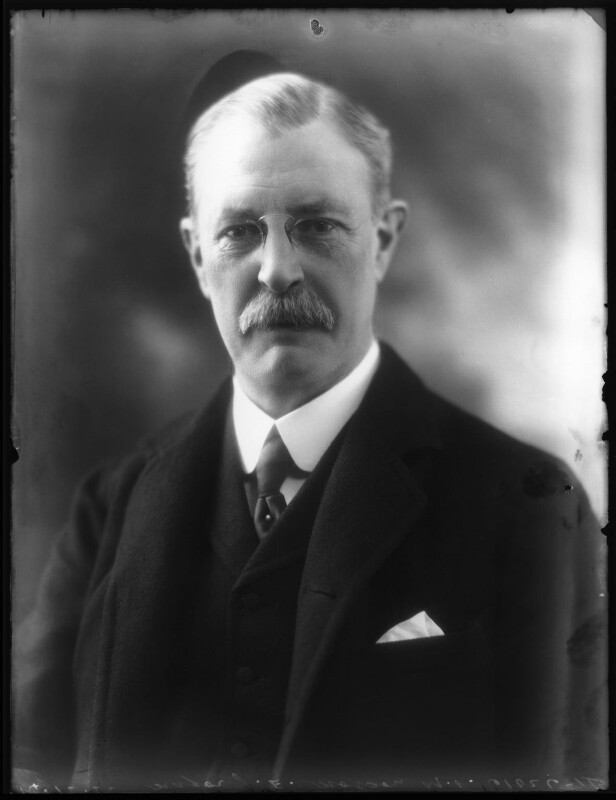 John Elsdale Molson, by Bassano Ltd, 14 December 1922 - NPG x122155 - © National Portrait Gallery, London