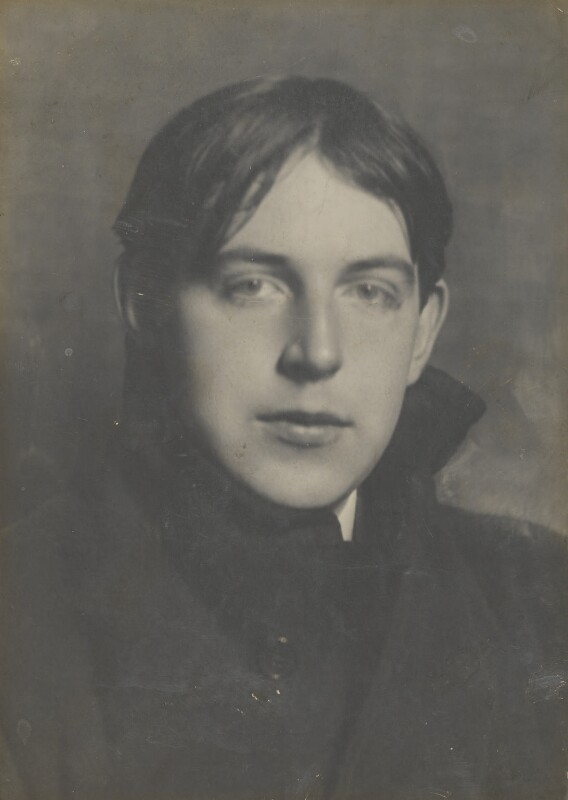 Claud Lovat Fraser, by Marion Neilson, 1913 - NPG P966 - © National Portrait Gallery, London
