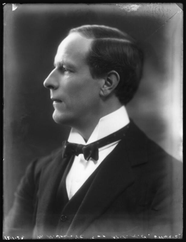 William Allen Jowitt, 1st Earl Jowitt, by Bassano Ltd, 12 January 1923 - NPG x122215 - © National Portrait Gallery, London