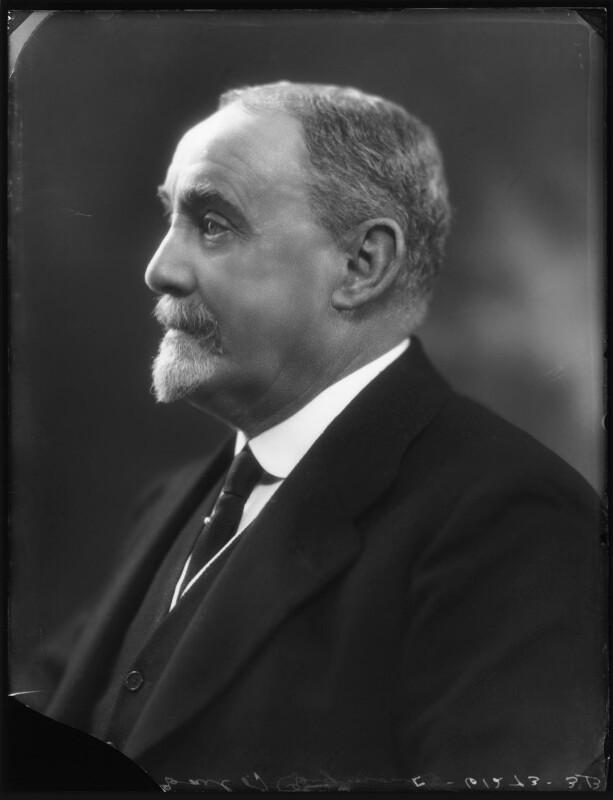 Charles John Perceval, 9th Earl of Egmont, by Bassano Ltd, 13 February 1923 - NPG x122296 - © National Portrait Gallery, London