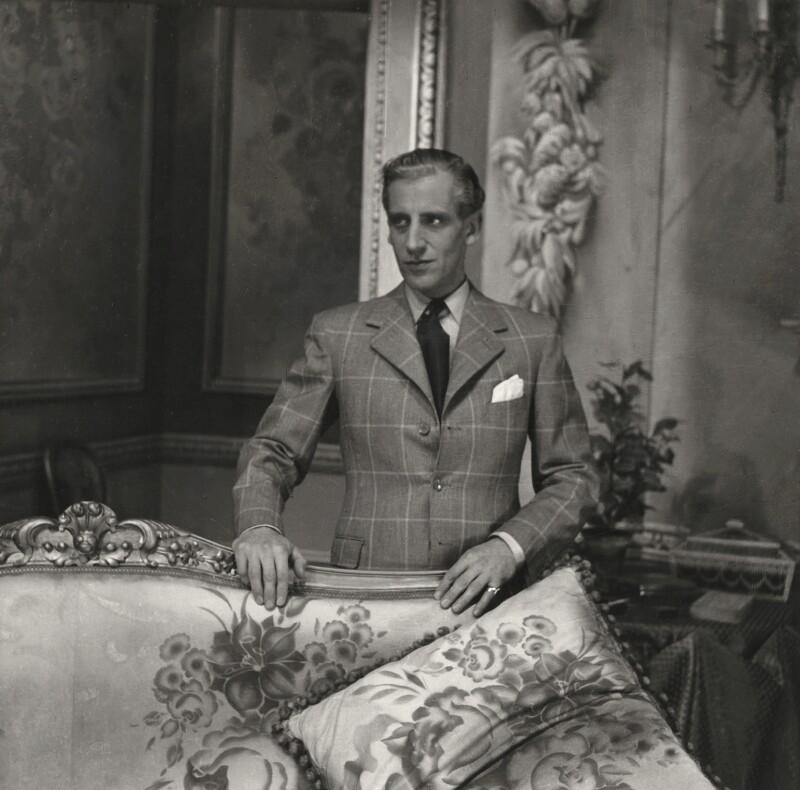 Max Adrian (Max Bor), by Cecil Beaton, 1949 - NPG x14001 - © Cecil Beaton Studio Archive, Sotheby's London