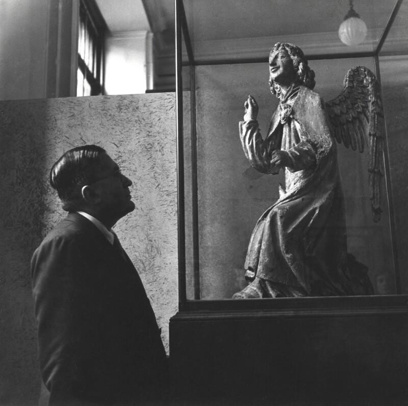 Sir (Arthur) Leigh Bolland Ashton, by Cecil Beaton, 1945 - NPG x14011 - © Cecil Beaton Studio Archive, Sotheby's London