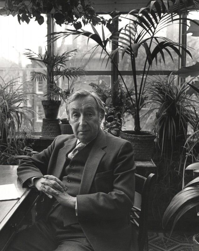 Sir Alfred Jules Ayer, by Roger George Clark, 13 November 1978 - NPG x15079 - © Roger George Clark / National Portrait Gallery, London
