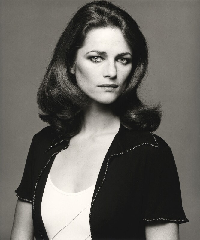 Charlotte Rampling, by Terry O'Neill, late 1970s - NPG x28063 - © Iconic IMages/Terry O'Neill