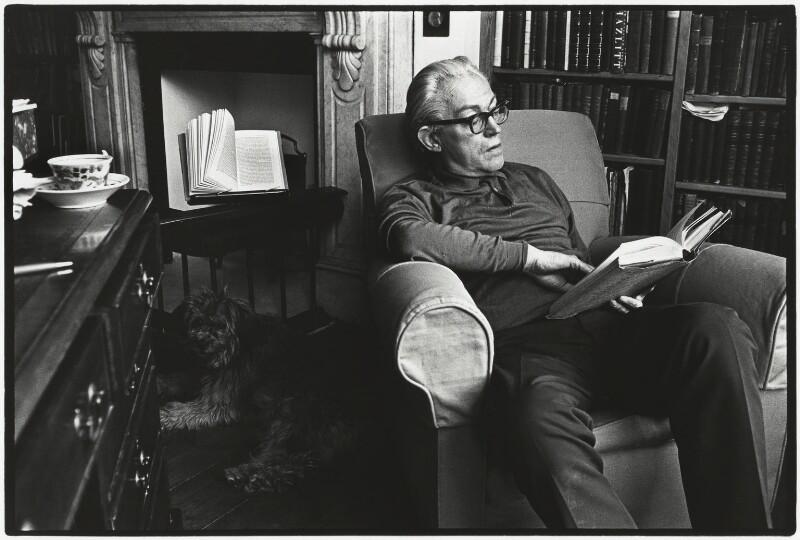 Michael Foot, by John Walmsley, 1970s - NPG x6392 - © John Walmsley