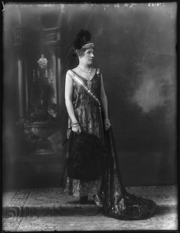Princess Eulalia of Orleans, by Bassano Ltd, 13 June 1923 - NPG x122524 - © National Portrait Gallery, London