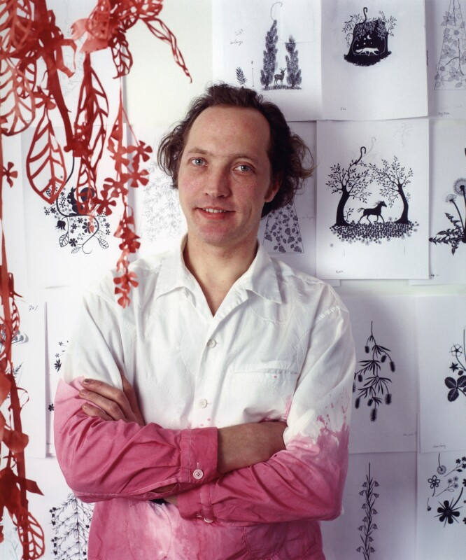 Tord Boontje, by Tom Miller, 11 February 2003 - NPG x126056 - © Tom Miller