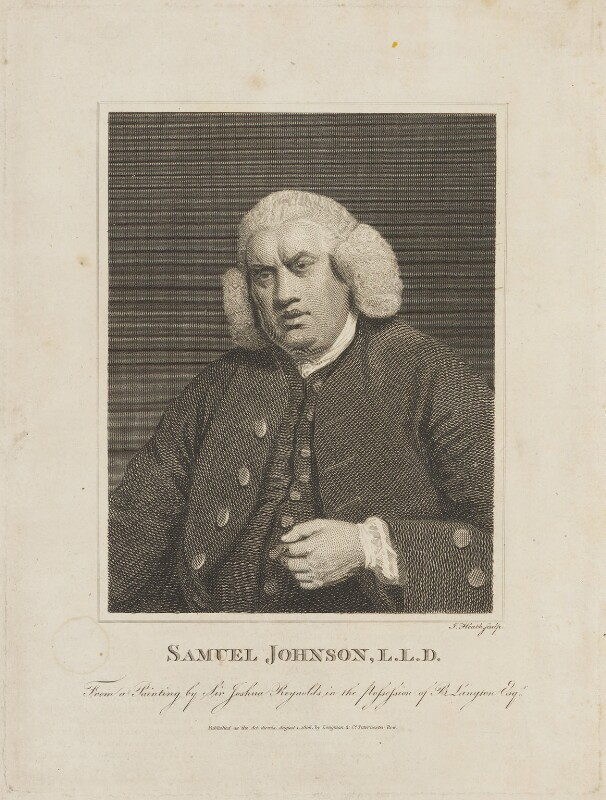 an overview of the fading friendship between david garrick and samuel johnson David garrick and samuel johnson a fading friendship david garrick and samuel johnson: a fading friendship this paper purposes to treat of the relationship between david garrick and samuel johnson david garri.