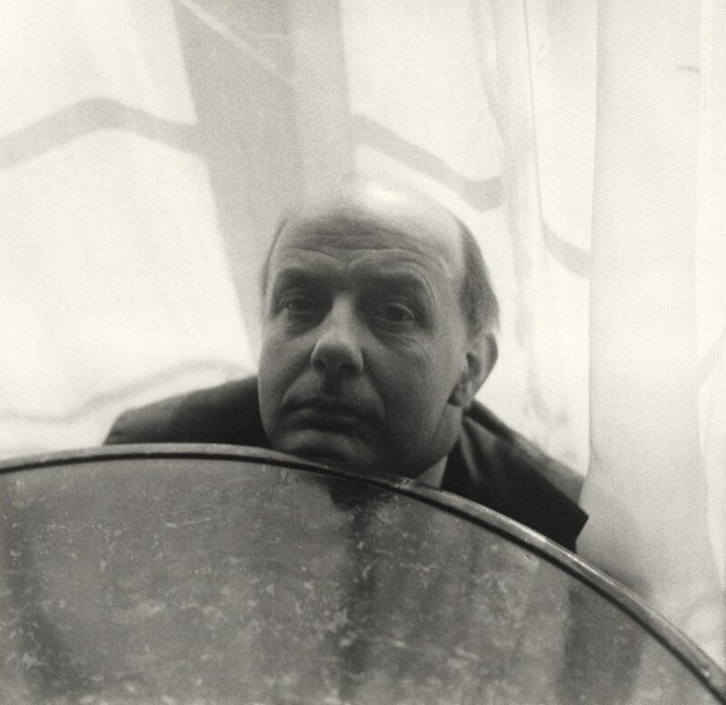 Sir John Betjeman, by Cecil Beaton, 1955 - NPG x14028 - © Cecil Beaton Studio Archive, Sotheby's London