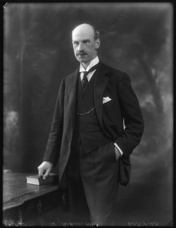 Sir (Francis) Stanley Jackson, by Bassano Ltd, 18 July 1923 - NPG x122589 - © National Portrait Gallery, London