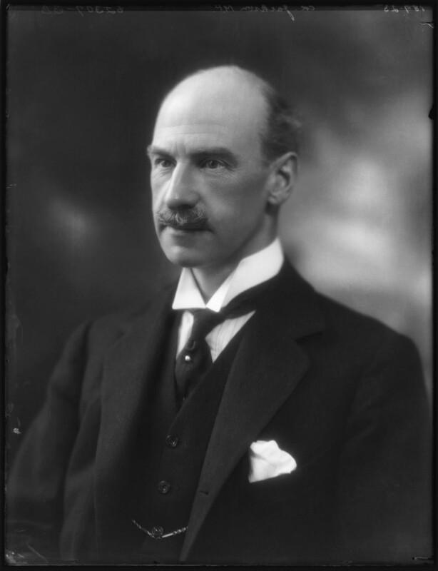 Sir (Francis) Stanley Jackson, by Bassano Ltd, 18 July 1923 - NPG x122590 - © National Portrait Gallery, London
