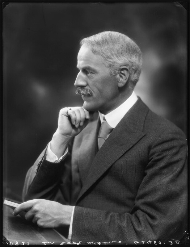 Ivor Atkins, by Bassano Ltd, 15 August 1923 - NPG x122650 - © National Portrait Gallery, London