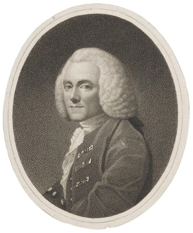 William Hunter, after Allan Ramsay, (circa 1764) - NPG D14154 - © National Portrait Gallery, London