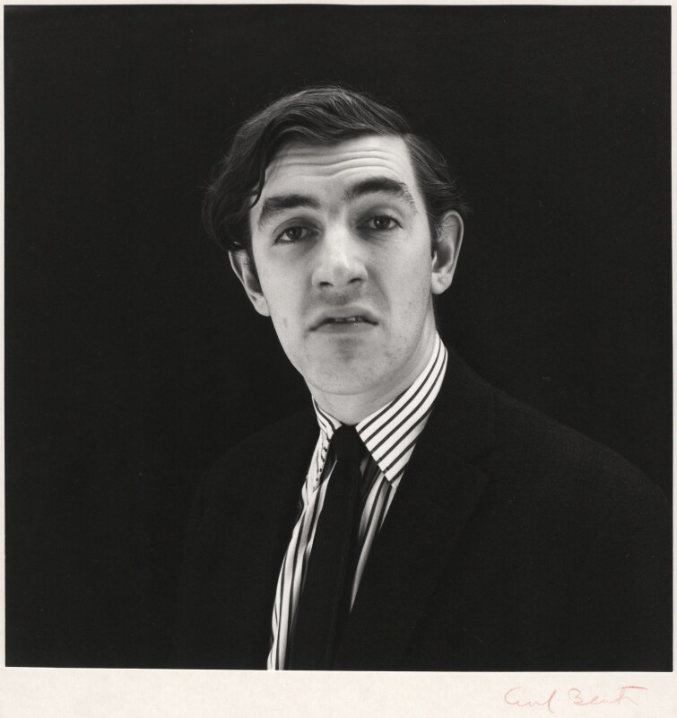 Peter Edward Cook, by Cecil Beaton, 1962 - NPG x14050 - © Cecil Beaton Studio Archive, Sotheby's London