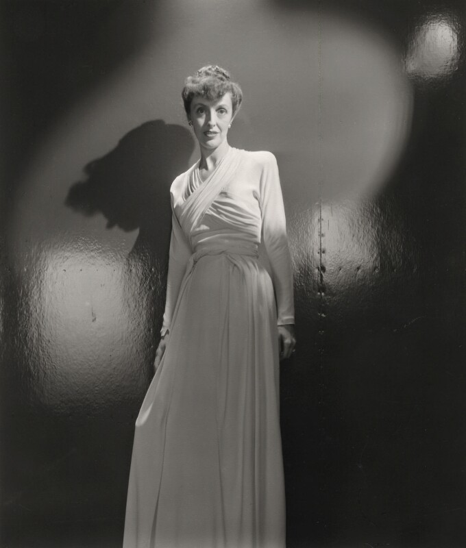 Joyce Grenfell, by Cecil Beaton, 1944 - NPG x14091 - © Cecil Beaton Studio Archive, Sotheby's London