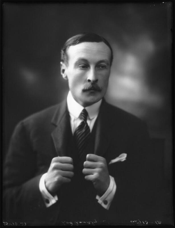 Luke Henry White, 4th Baron Annaly, by Bassano Ltd, 25 October 1923 - NPG x122744 - © National Portrait Gallery, London