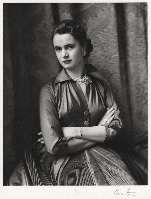 Marion Stein, by Cecil Beaton, 1950s - NPG x14099 - © Cecil Beaton Studio Archive, Sotheby's London