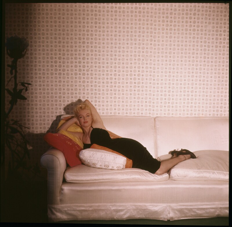 Marilyn Monroe, by Cecil Beaton, 22 February 1956 - NPG x40646 - © Cecil Beaton Studio Archive, Sotheby's London