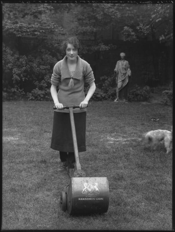 Jill Esmond, by Bassano Ltd, 1 July 1925 - NPG x37235 - © National Portrait Gallery, London