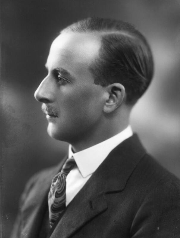 Sir Alan John Cobham, by Bassano Ltd, 17 March 1926 - NPG x19420 - © National Portrait Gallery, London